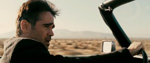 Seven Psychopaths - car
