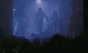 The Raid - bodies