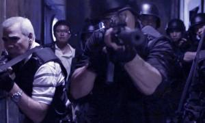 The Raid - down the barrel