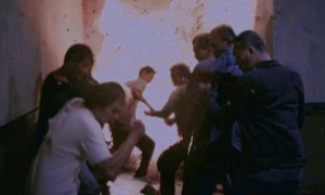 The Raid - explosion