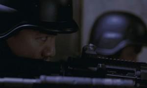 The Raid - gun aiming