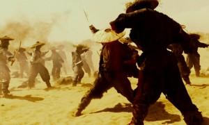 AOT - Cheung, battle