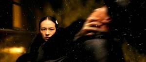 Grandmaster - Zhang train fight