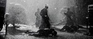 Grandmaster - street fight rain
