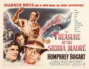 Poster - Treasure of the Sierra Madre