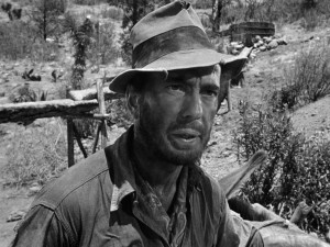 The Treasure of the Sierra Madre - Bogie