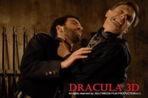 Dario Argento's Dracula - poster