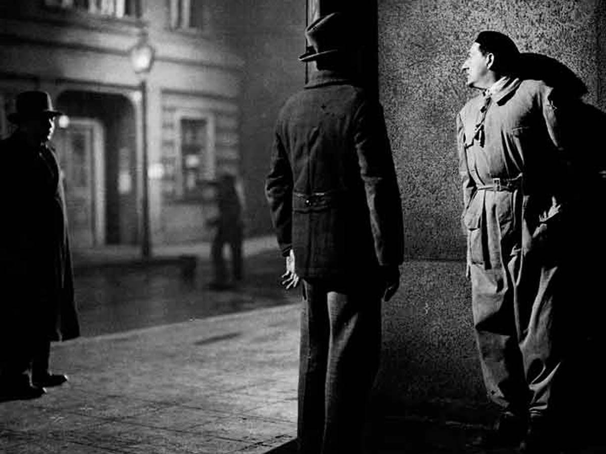 Film Noir | M (1931) | NoirWHALE