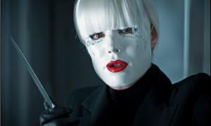 Passion - McAdams Rapace mask