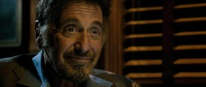 Stand Up Guys - Pacino smiling