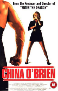 Enter The Dragon feature - China O'Brien video cover Rothrock