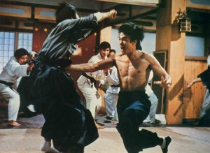 Enter the Dragon feature - Bruce Lee - Fist of Fury