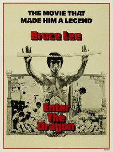 Enter the Dragon feature - poster