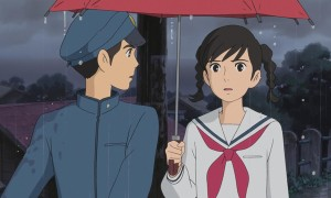From Up On Poppy Hill - Shun and Umi umbrella
