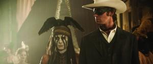 Lone Ranger - Depp, Hammer, brothel