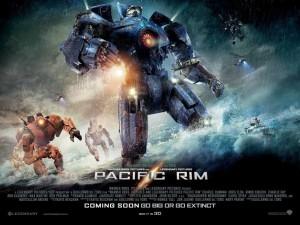 Pacific Rim - quad poster
