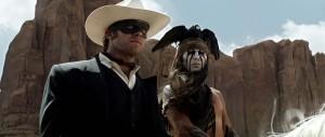 The Lone Ranger - Depp, Hammer 2
