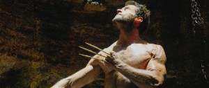 The Wolverine - Jackman, hole