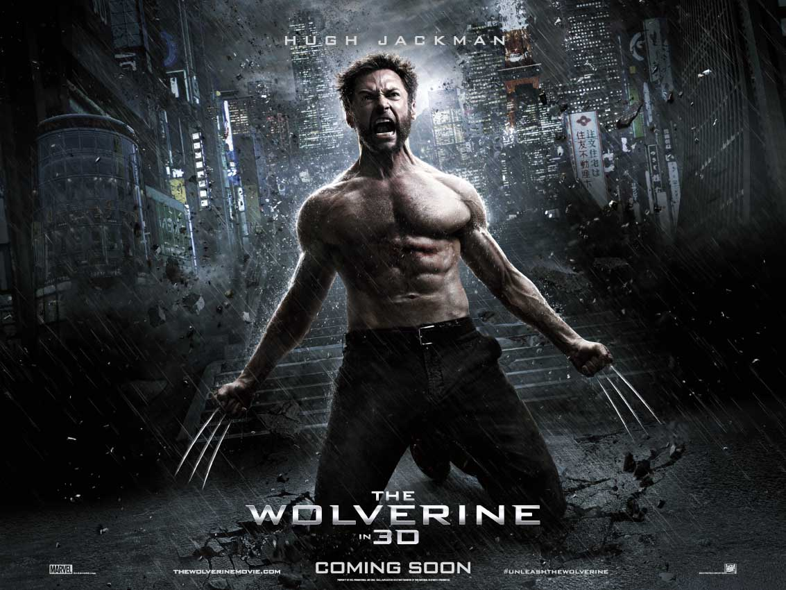 The Wolverine 2013: Movie Freak 77: Review: The Wolverine