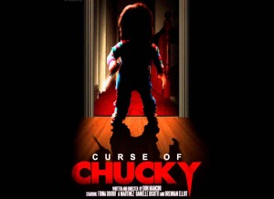 Curse of Chucky quad poster