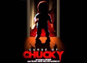 Curse of Chucky quad poster