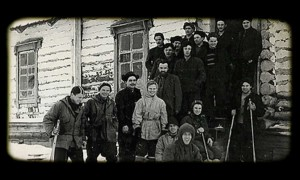 Dyatlov Pass Incident - 1959 group shot