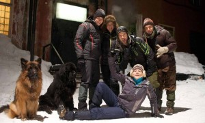 Dyatlov Pass Incident - Gemma Atkinson, Matt Stokoe, Holly Goss, group shot