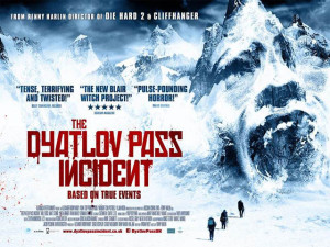 Dyatlov Pass Incident - quad poster