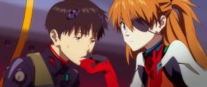 Evangelion 3 - Asuka, Shinji