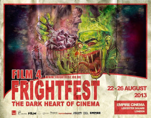 Frightfest 2013 poster