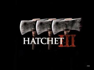 Hatchet III - poster