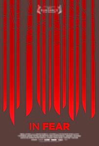 In Fear poster - Lovering
