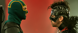 Kick-Ass 2, Aaron Taylor-Johnson, Christopher Mintz-Plasse, The Motherfucker