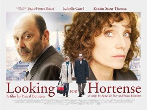 Looking for Hortense quad poster