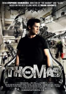 Odd Thomas - Anton Yelchin, poster