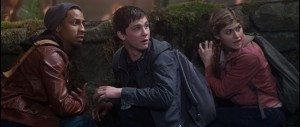 Percy Jackson - Sea of Monsters - Lerman, Jackson, Daddario