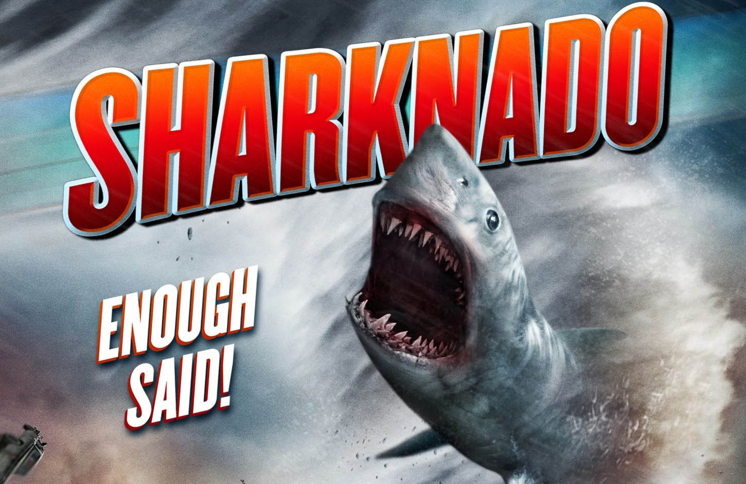 Movie Review: Sharknado - Electric Shadows