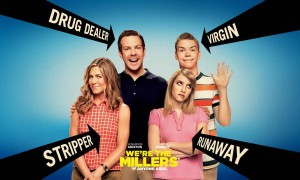 We're the Millers - quad poster