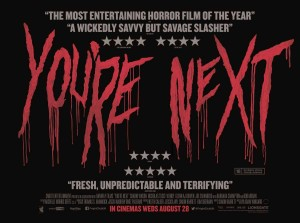 You're Next - UK Quad poster