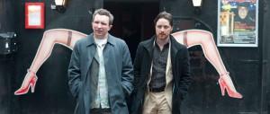 Filth - James McAvoy, Eddie Marsan, sex club