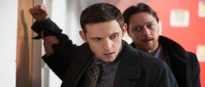Filth - James McAvoy, Jamie Bell