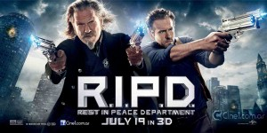 RIPD - banner poster