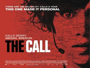 The Call - quad poster - Halle Berry