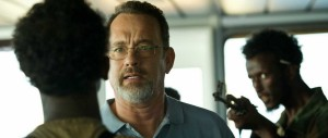 Captain Phillips - Tom Hanks, Somalian pirates, gunpoint