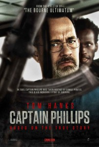 Captain Phillips - poster, Tom Hanks