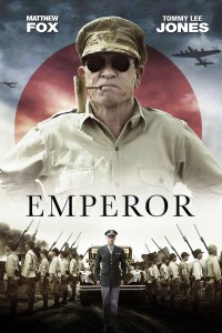 Emperor - Tommy Lee Jones, Matthew Fox, poster