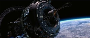 Ender's Game - space station