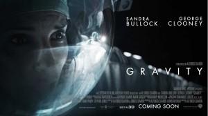Gravity - quad poster