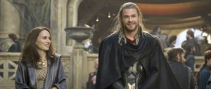 Thor - The Dark World - Chris Hemsworth, Natalie Portman, Asgard
