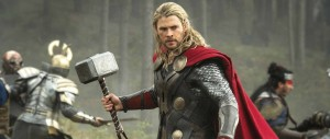 Thor - The Dark World - Chris Hemsworth, hammer